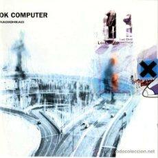 Discos de vinilo: 2LP RADIOHEAD OK COMPUTER VINILO. Lote 54770278