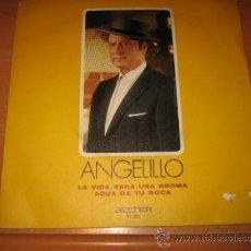 Discos de vinilo: ANGELILLO BELTER 1971. Lote 22307255