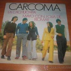 Discos de vinilo: CARCOMA BELTER 1974. Lote 22313939