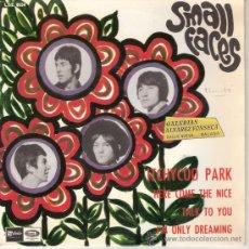 SMALL FACES - ITCHYCOO PARK + 3 (EP DE 4 CANCIONES) (45 RPM) EMI 1967 - EX/EX
