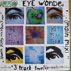 Discos de vinilo: MAXI - THE APPLES - EYE WONDER (3 VERSIONES) - EPIC RECORDS 1991. Lote 22332042