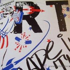 Discos de vinilo: I.R.T.MX-45RPM-1984-(INTERBORO RHYTHM TEAM)MADE IN U.S.A.PROMOCIONAL.. Lote 22387544
