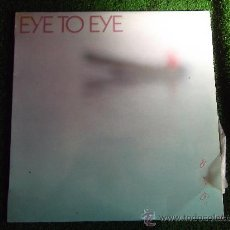 Discos de vinilo: EYE TO EYE-HUNGER PAINS-LP-33RPM-1982-. Lote 22428490