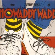 Discos de vinilo: LP THE VERY BEST OF SHOWADDY WADDY - COMPLETAMENTE NUEVO. Lote 22346569