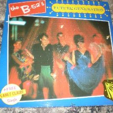 Discos de vinilo: THE B-52'S- FUTURE GENERATION- PLANET CLAIRE FREE SINGLE- MADE IN UK IN 1983.. Lote 26506814