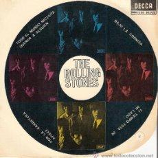 Discos de vinilo: ROLLING STONES EP ESPAÑA DECCA 1965. Lote 26816904