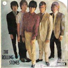 Discos de vinilo: ROLLING STONES EP ESPAÑA DECCA 1964. Lote 26612043