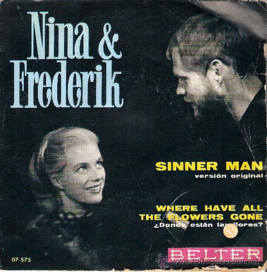 NINA & FREDERICK SENCILLO AÑO 69 (Música - Discos - Singles Vinilo - Country y Folk)