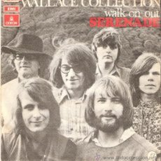 Discos de vinilo: WALLACE COLLECTION SINLGLEDE EMI AÑO 70 . Lote 26864731