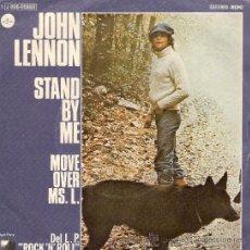 Discos de vinilo: JOHN LENNON APLE PROMO 1975. Lote 26762797