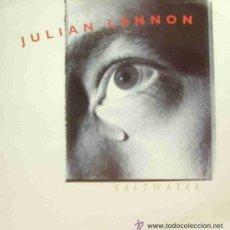 Discos de vinilo: JULIAN LENNON - SALTWATER - MAXI 12