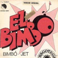 Discos de vinilo: BIMBO JET PROMO EMI 1977. Lote 22373008