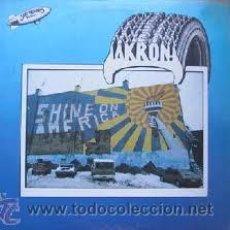 Discos de vinilo: AKRON - SHINE - (ESPAÑA-STIFF-1978) THE BIZARROS, RUBBER CITY REBELS, IDIOTS CONVENTION,.. - PUNK LP. Lote 25391100