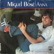 Discos de vinilo: SINGLE - MIGUEL BOSÉ -