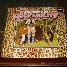 Discos de vinilo: CRAZY CAVAN AND THE RHYTHM ROCKERS LP ROCKABILITY. Lote 27197846