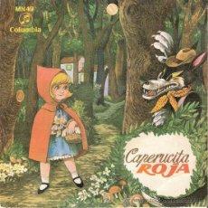Discos de vinilo: CUADRO ARTISTICO DE RADIO MADRID COLUMBIA 1964. Lote 26762802