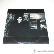 Discos de vinilo: U2 / WHERE THE STREETS HAVE NO NAME +3 - EP 4 TEMAS 12 PULGADAS MADE IN ENGLAND 1987 . Lote 27344085
