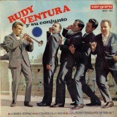 Discos de vinilo: RUDY VENTURA Y SU CONJUNTO - EP - 1966. Lote 26458431