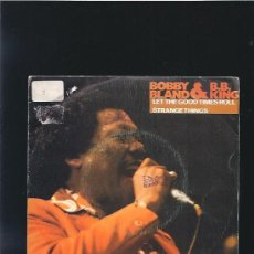 Discos de vinilo: BB KING LET THE GOOD TIMES. Lote 22464416