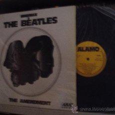 Discos de vinilo: THE AMENDMENT LP BEATLES RARO SPAIN MINT. Lote 26545200