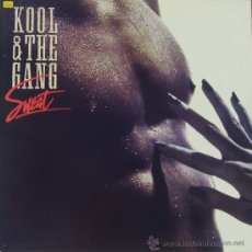 Discos de vinilo: KOOL AND THE GANG SWEAT POLYGRAM 1989. Lote 27006901