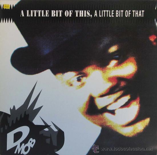 D MOB A LITTLE BIT OF THIS.FRR 1988 (Música - Discos - LP Vinilo - Funk, Soul y Black Music)