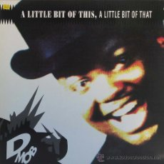 Discos de vinilo: D MOB A LITTLE BIT OF THIS.FRR 1988. Lote 27117956
