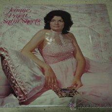 Discos de vinilo: JEANNE PRUETT ( SATIN SHEETS ) CALIFORNIA.-USA 1973 LP33 MCA RECORDS. Lote 22497257