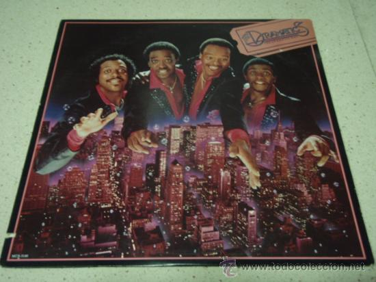 THE DRAMATICS 'THE DRAMATIC WAY' CALIFORNIA-USA 1980 LP33 MCA RECORDS (GIVIN' UP MY LOVE - (Música - Discos - LP Vinilo - Funk, Soul y Black Music)
