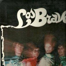 Discos de vinilo: LOS BRAVOS LP SELLO ALHAMBRA EDITADO EN CHILE. Lote 22534773