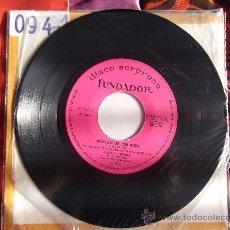 Discos de vinilo: WALDO DE LOS RIOS-MOZART 13-ALLEGRO-SIN FUNDA ORIG-DISCO FUNDADOR-SINGLE 45 RPM-1972. Lote 23255739