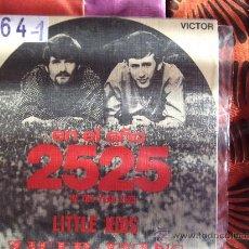 Discos de vinilo: ZAGER&EVANS-EN EL AÑO 2525-SINGLE 45 RPM-1972. Lote 23620123