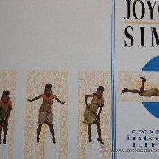 Discos de vinilo: JOYCE SIMS,COME INTO MY LIFE DEL 87. Lote 22561041