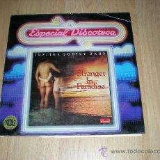 Discos de vinilo: L.P. DE JUPITER SUNSET BAND. Lote 22574363