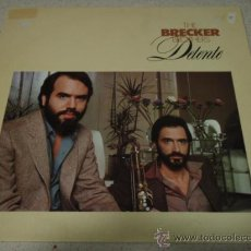 Discos de vinilo: THE BRECKER BROTHERS 'DETENTE' USA 1980 LP33 ARISTA. Lote 22581685