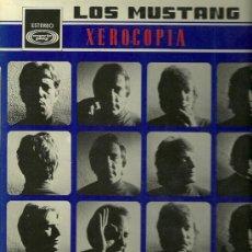 Discos de vinilo: LOS MUSTANG LP SELLO MOVIEPLAY AÑO 1981. Lote 22585902