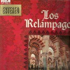 Discos de vinilo: LA RELAMPAGOS LP PORTADA DOBLE SELLO RCA VICTOR AÑO 1969.. Lote 22588020