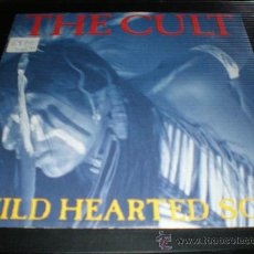 Discos de vinilo: THE CULT- WILD HEARTED SON- MADE IN GERMANY IN 1991.. Lote 27273413