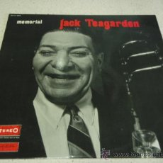 Discos de vinilo: JACK TEAGARDEN 'MEMORIAL' FRANCE LP33 MUSIDISC. Lote 22648754