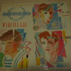 Discos de vinilo: MECANO ( MAQUILLAJE - NAPOLEON - SUPER-RATON ) 1982-MADRID MAXI45 CBS 'DOS TEMAS INEDITOS'. Lote 22670155