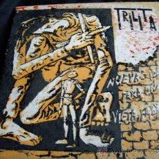 Discos de vinilo - trilita-nuevas ideas para una vieja fabrica-1988-recopilatorio de grupos punk limitado a 1000 copias - 27095678