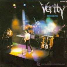 Discos de vinilo: VERITY-RESCUE ME + STOP PRETENDING SINGLE 1984 PROMOCIONAL SPAIN. Lote 22680395