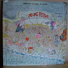 Discos de vinilo: ZIG -ZAG FESTIVAL --- BLUE CHEER, LYNNE HUGHES,CUBY & THE BLIZZARDS,MOTHER EARTH..... Lote 22681766
