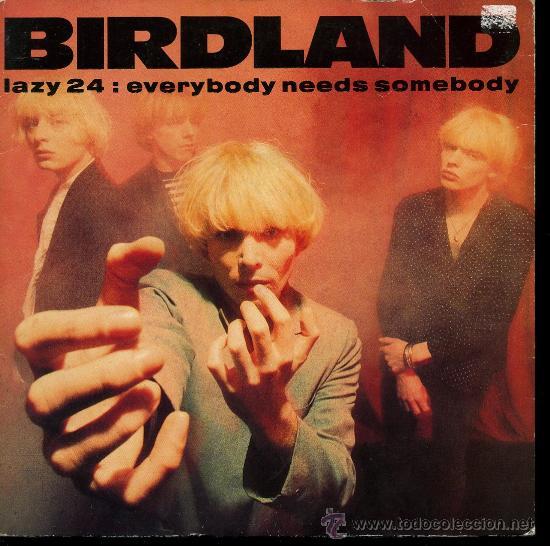 BIRLAND - EVERYBODY NEEDS SOMEBODY / DON'T HANG ON - SINGLE 1991 (Música - Discos - Singles Vinilo - Pop - Rock Extranjero de los 90 a la actualidad)