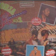 Discos de vinilo: HISTORIA DEL ROCK VOL 2. Lote 22715668