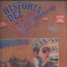 Discos de vinilo: HISTORIA DEL ROCK VOL 6. Lote 22715696