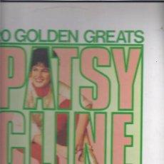 Discos de vinilo: PATSY CLINE 20 GOLDEN GREATS. Lote 22715855