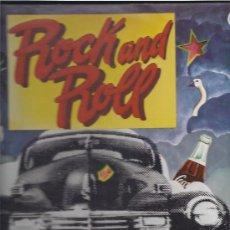 Discos de vinilo: ROCK AND ROLL. Lote 22715918