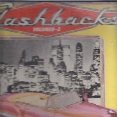 Discos de vinilo: FLASHBACKS 20 ROCK AND ROLL FAVOURITES VOL 2. Lote 22715940