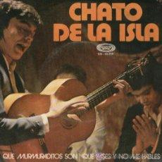 Discos de vinilo: CHATO DE LA ISLA - 1971. Lote 22721021